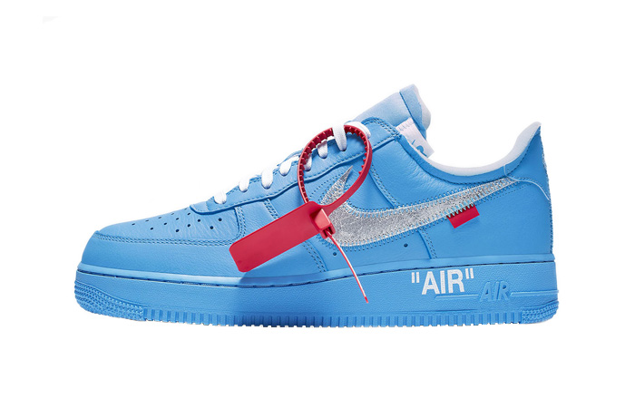 Off-White Nike Air Force 1 MCA 01