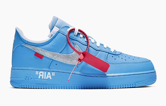 Off-White Nike Air Force 1 MCA