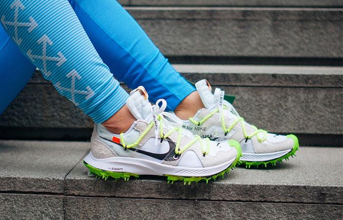 Off White Nike Zoom Terra Kiger 5 White