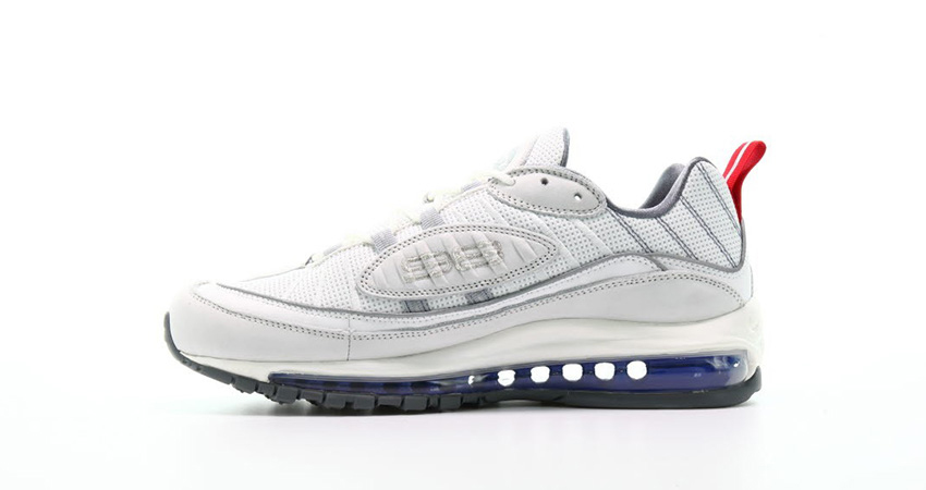 Offspring Offering £45 Off The Nike Air Max 98 'Summit White Red! 03