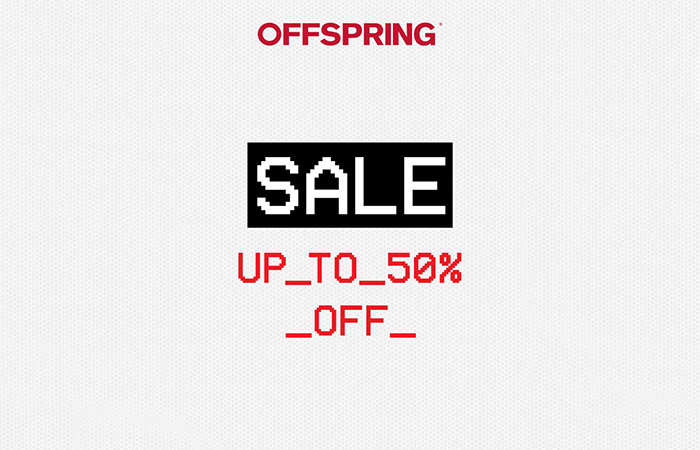 Offspring Sale Live Upto 50% Off 01 ft