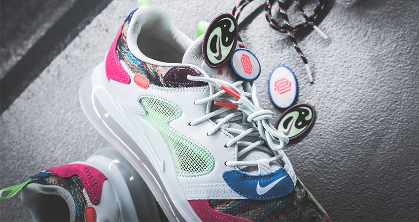 On Foot Look At The Nike Air Max 720 OBJ Multi 02