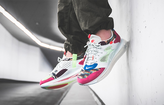 On Foot Look At The Nike Air Max 720 OBJ Multi ft