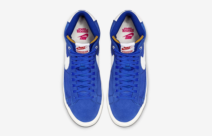 """Stranger Things Nike Blazer Mid """"OG Pack"""" CK1906-400"""