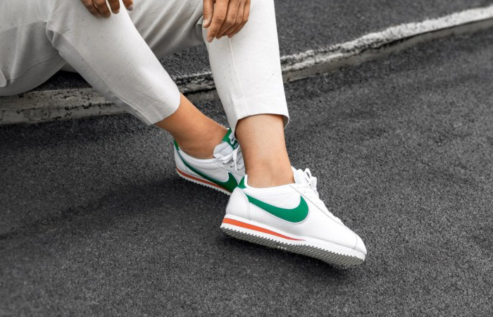 "online store 94810 7bd6b Stranger Things Nike Cortez ""Hawkins High"""