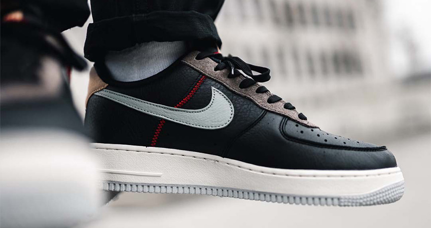 The Nike Air Force 1 Legendary Black Is Just £55 At Offspring 01