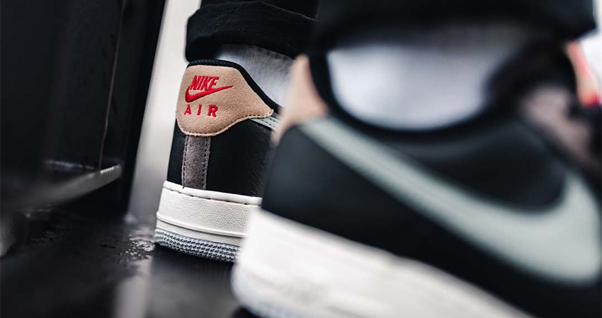 The Nike Air Force 1 Legendary Black Is Just £55 At Offspring 02