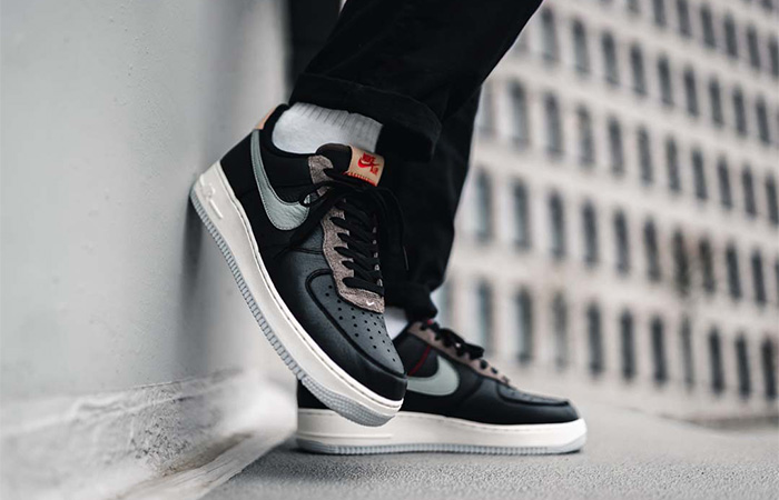 The Nike Air Force 1 Legendary Black Is Just £55 At Offspring ft