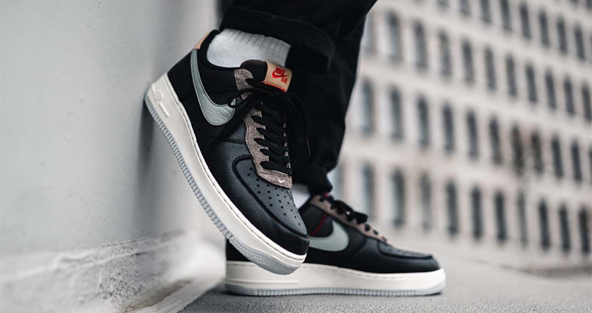 The Nike Air Force 1 Legendary Black Is Just £55 At Offspring