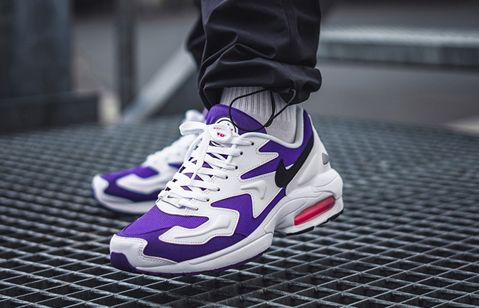 The Nike Air Max Light Purple White Release Date Has Changed