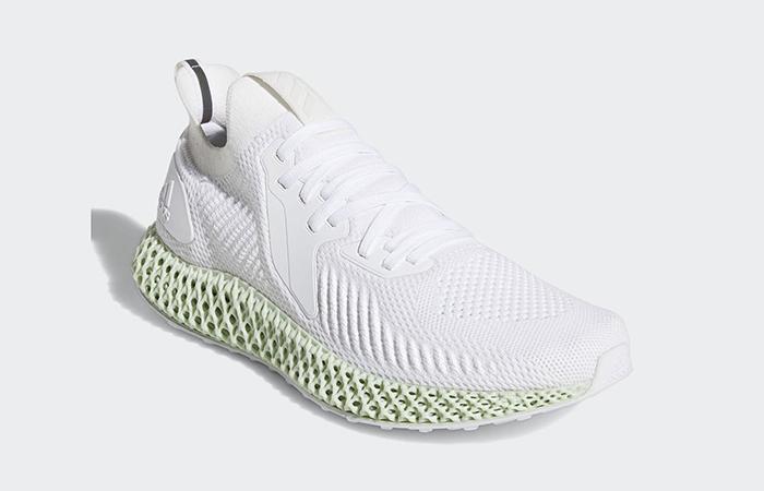 adidas Alphaedge 4D White Volt EF3454 03