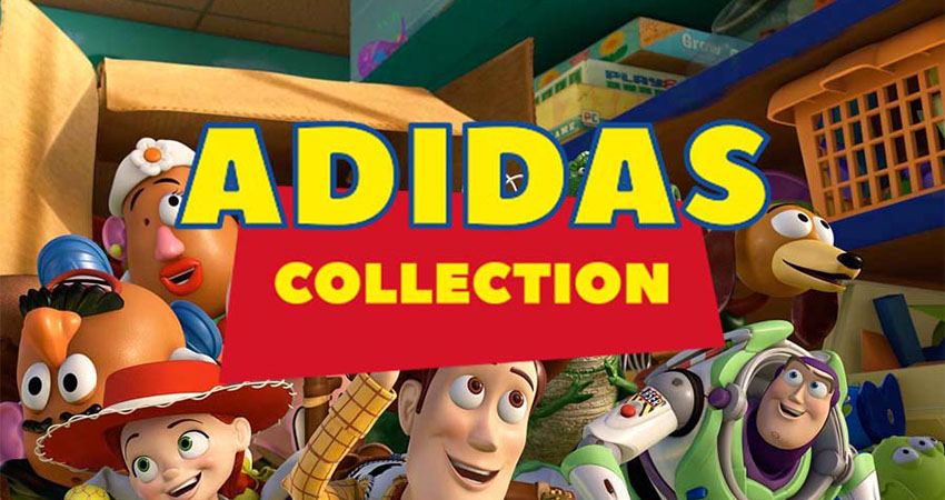 adidas And Disney Collaborating A Toy Story 4 Inspired Collection