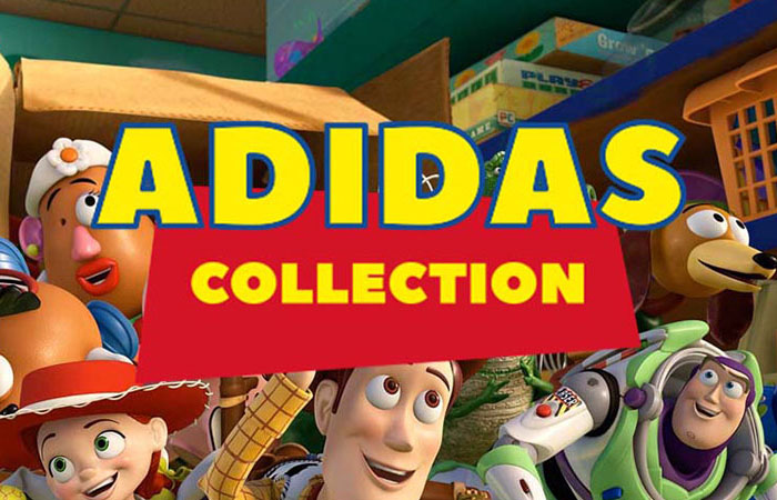adidas And Disney Collaborating A Toy Story 4 Inspired Collection ft