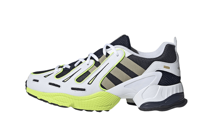 adidas EQT Gazelle Lucid Yellow EE7742 01
