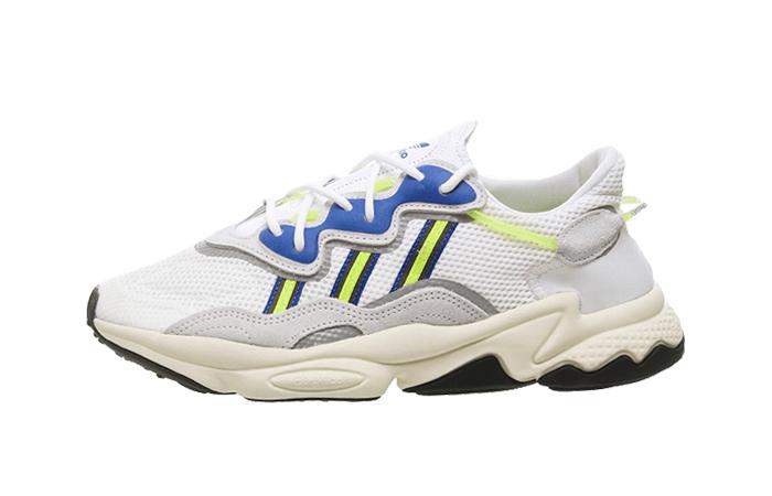 adidas Ozweego White Grey EE7009 01