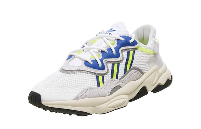 adidas Ozweego White Grey EE7009 02