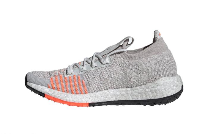 adidas PulseBoost HD Grey Orange G26934 01