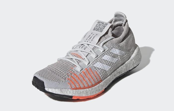 adidas PulseBoost HD Grey Orange G26934 03