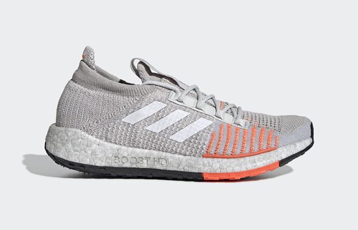 adidas PulseBoost HD Grey Orange G26934