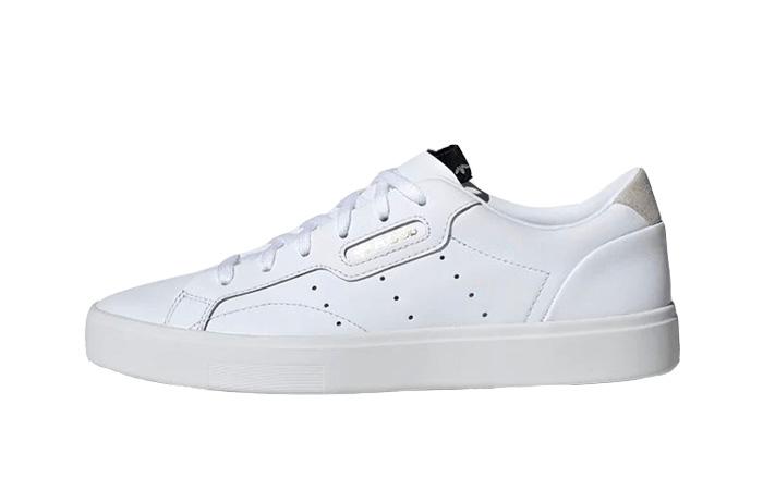 adidas Sleek Pure White DB3258 01