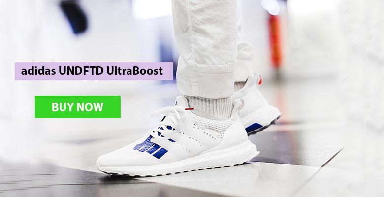 adidas UNDFTD UltraBoost Stars and Stripes