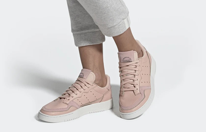 adidas Womens Supercourt Home of Classics Is Back With Some New Colours ft