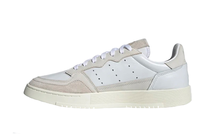 adidas Womens Supercourt Home of Classics Off White EE6024 01