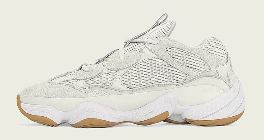 adidas Yeezy 500 Releasing With A Bone White Colourways