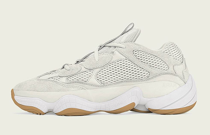 adidas Yeezy 500 Releasing With A Bone White Colourways ft