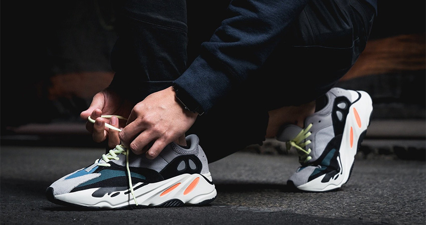 adidas Yeezy Boost 700 Wave Runner Coming With All Sizes!