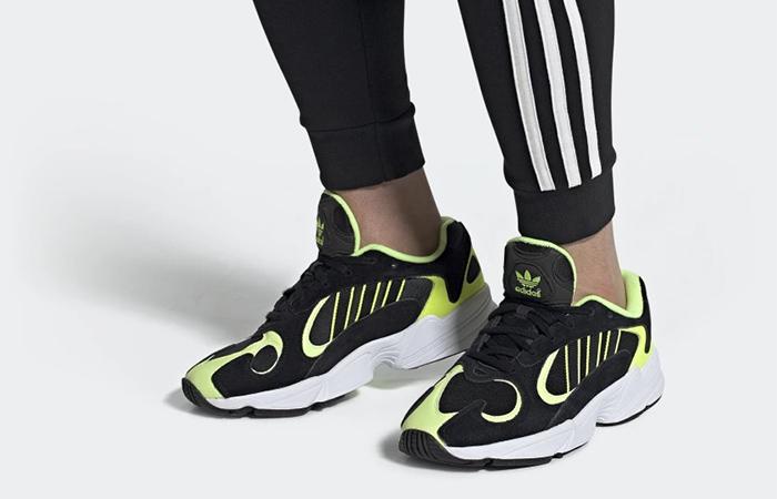 adidas Yung-1 Black Volt EE5317 02