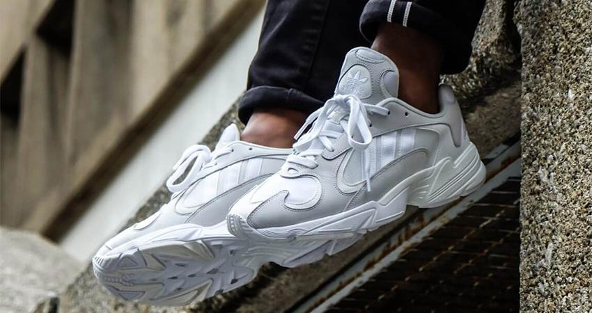adidas Yung 1 White B37616