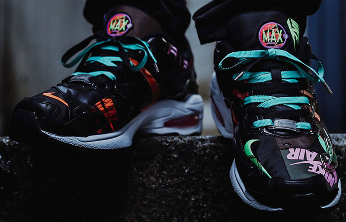 atmos Nike Air Max2 Light 'Black' Release Date ft