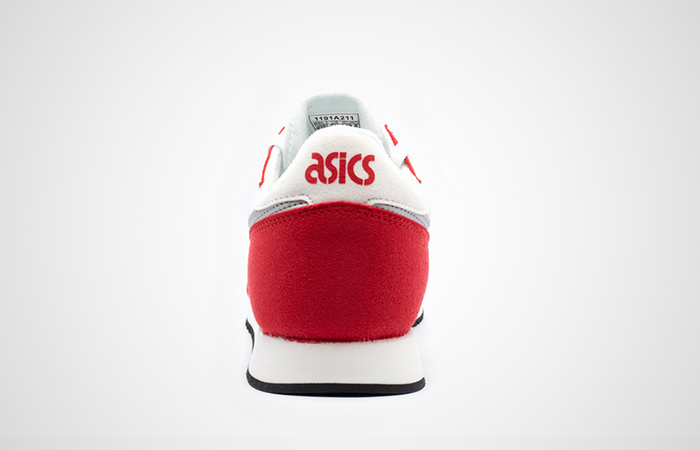 ASICSTIGER Tarther White Red 1191A211-100