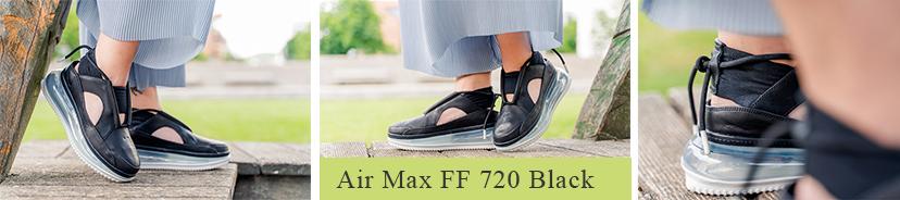 Air Max FF 720 Black