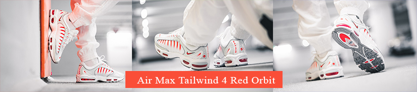 Air Max Tailwind 4 Red Orbit