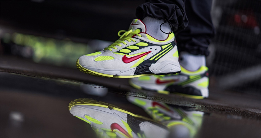 Check Out The Rare Images and Latest Update Of Upcoming Volt Nike Air Ghost Racer Pack 07
