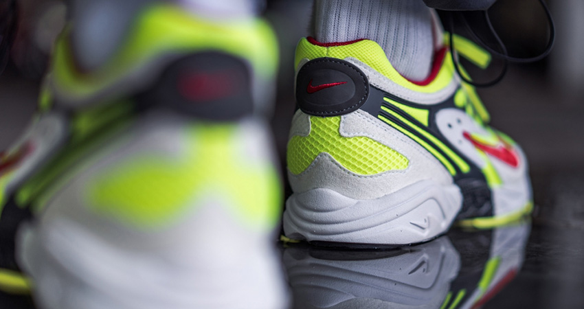 Check Out The Rare Images and Latest Update Of Upcoming Volt Nike Air Ghost Racer Pack 08