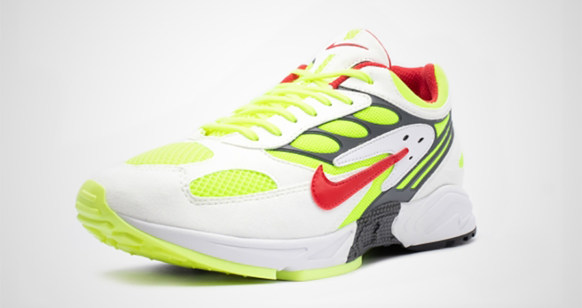 Check Out The Rare Images and Latest Update Of Upcoming Volt Nike Air Ghost Racer Pack 09
