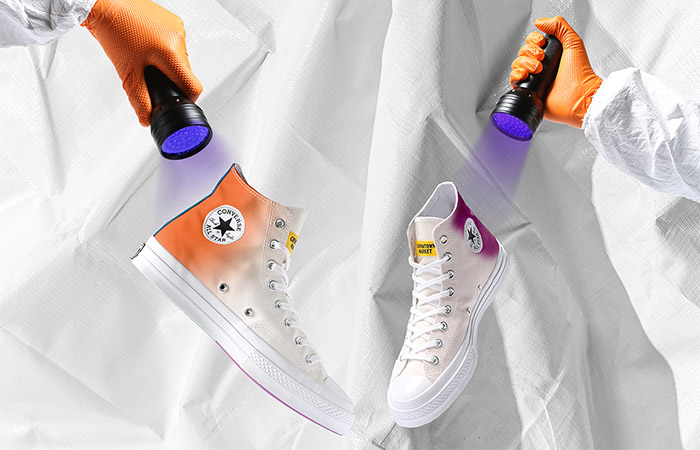 Chinatown Market Joshua Vides Collaborating For An UV Activated Converse ft
