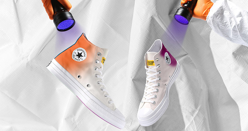 Chinatown Market Joshua Vides Collaborating For An UV Activated Converse
