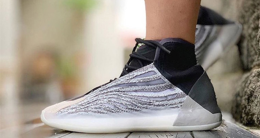 Closer Look At The Upcoming adidas Yeezy BasketBall Quantum 01