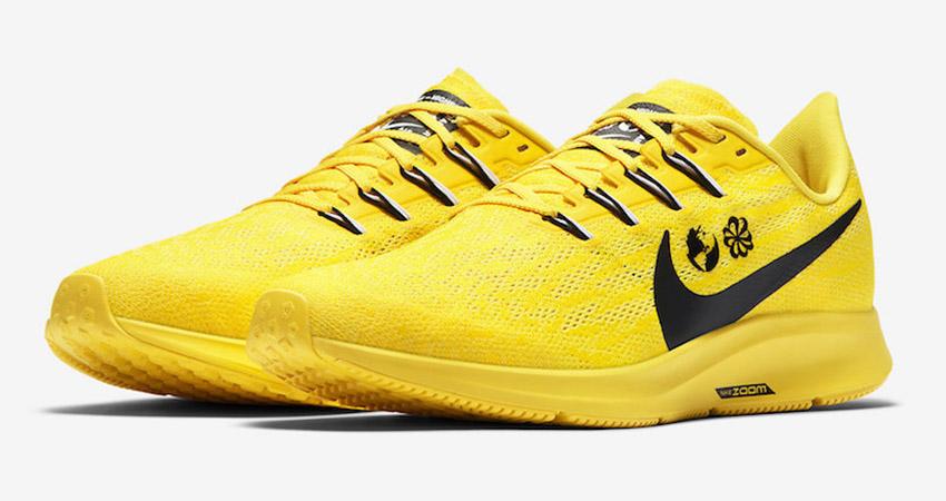 Cody Hudson Nike Air Zoom Pegasus 36 Yellow Releasing Soon 02