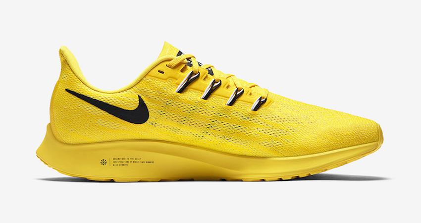Cody Hudson Nike Air Zoom Pegasus 36 Yellow Releasing Soon 03