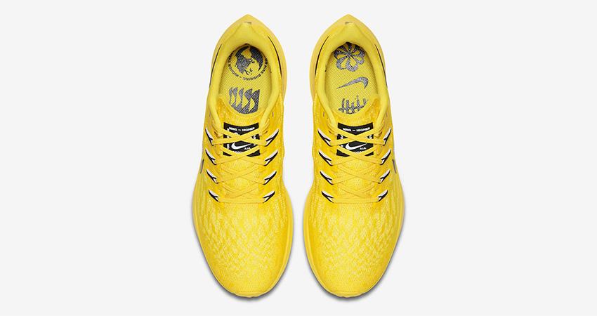 Cody Hudson Nike Air Zoom Pegasus 36 Yellow Releasing Soon 04