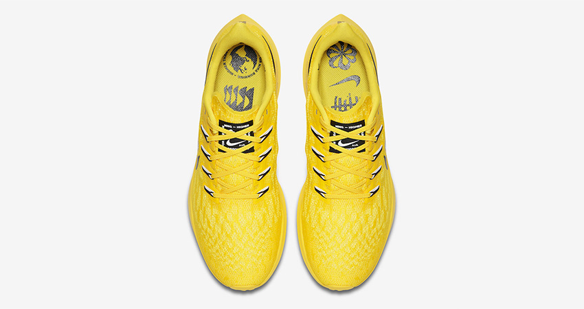 Cody Hudson Nike Air Zoom Pegasus 36 Yellow Releasing Soon 04