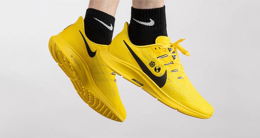 Cody Hudson Nike Air Zoom Pegasus 36 Yellow Releasing Soon