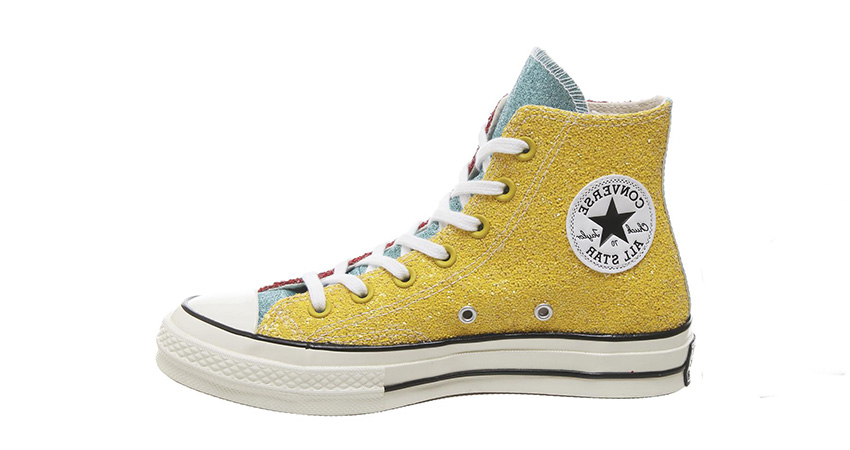 Converse All Star Hi 70s Trainers Available With 3 Glitter Look At Offspring 01