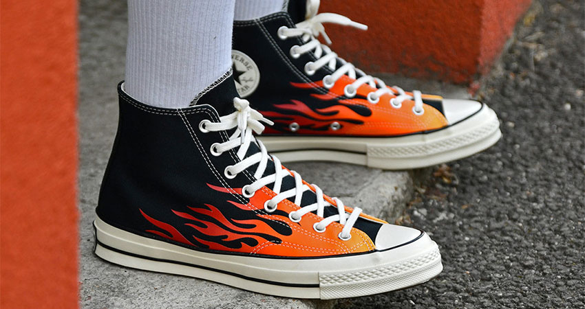 Converse Chuck 70s Fire Is Available In Converse For This Summer 01