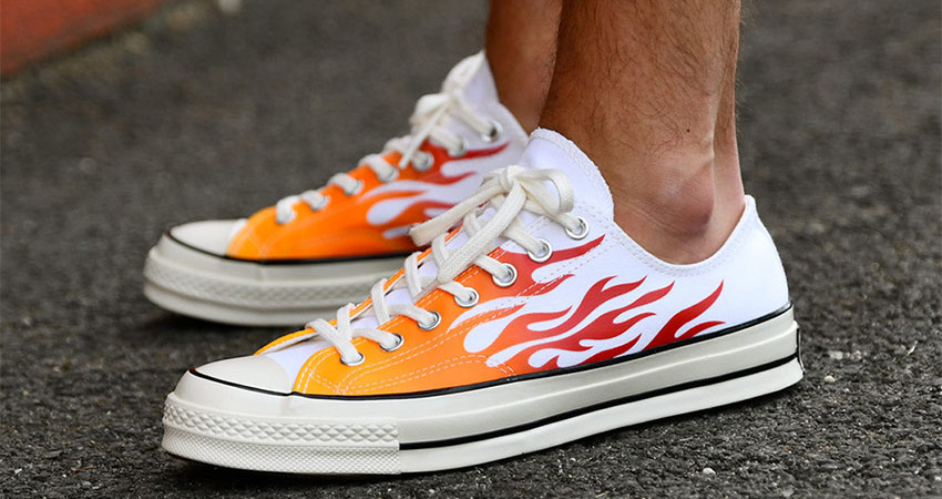 Converse Chuck 70s Fire Is Available In Converse For This Summer 03